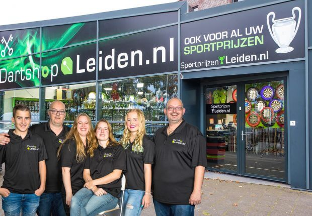 Online marketing voor Dartshop Leiden
