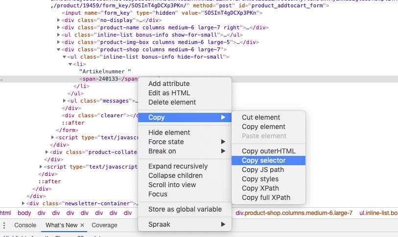 [How-To] Je eigen website-scraper met Screaming Frog