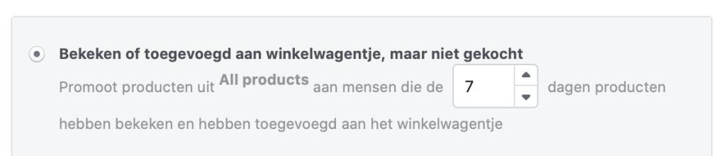 Facebook Dynamic Product Ads optimaliseren