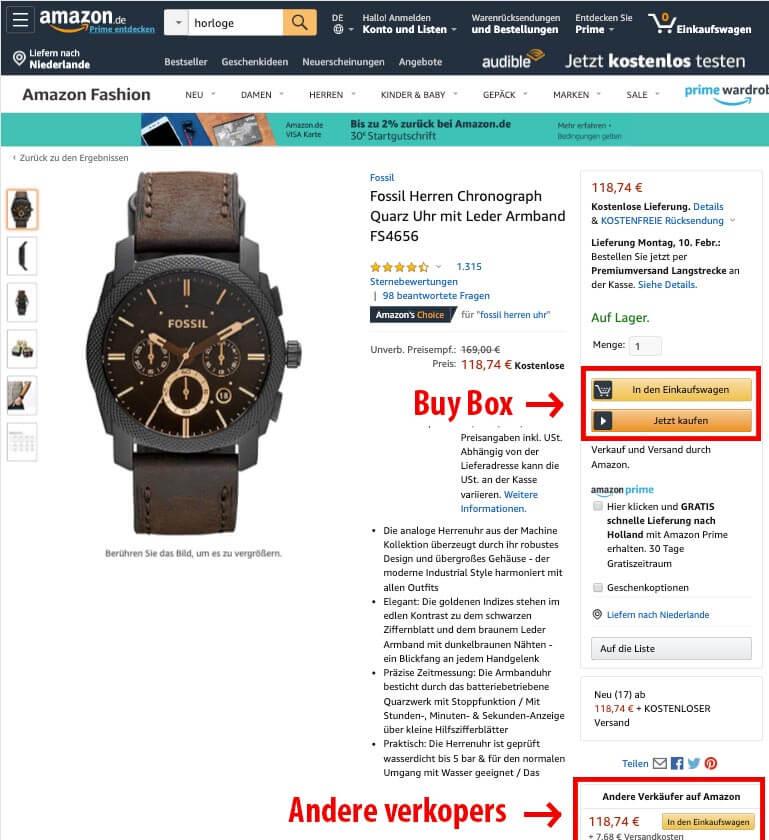 Verkoop je producten via Amazon.nl: 10 tips voor succes!