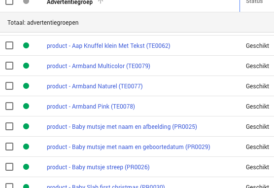 Google Shopping optimaliseren