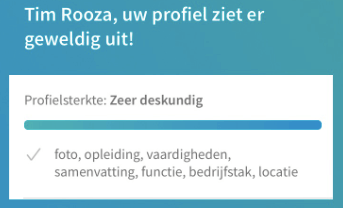 Gamification op LinkedIn